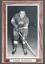 1964-67 Beehive Hockey Premium Group 3 Detroit Red Wings #83 Parker MacDonald