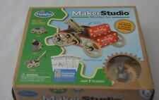 Maker Studio Winces Building Kit  Engineering Concepts Think Fun New