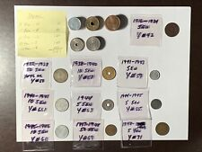 Mixed Lot of 75+ Assorted World Foreign Coins and Commemoratives.