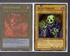 Yugioh Card - Skull Servant DB1-EN101