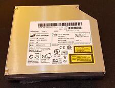 Dell inspirion 8000 CDRW DVD Secundary combo Drive 06p060 hl gce-8080n