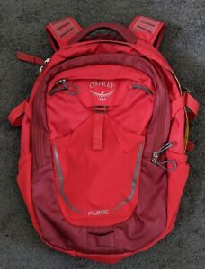 Osprey Flare 22L Daypack Cardinal Red Backpack