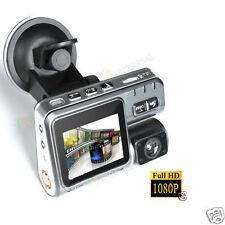 HD 1080p in auto DVR TELECAMERA Dash Cam Video Recorder NERO VISIONE NOTTURNA SENSORE G