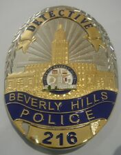 US BEVERLY HILLS  BADGE UNIFORM