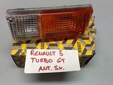 RENAULT R5 TURBO GT FANALINO ANTERIORE SINISTRO -ORIGINALE-