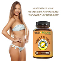 Nuez De La India Supplement - Powerful Antioxidant, Weight Loss, 100% Natural