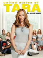 United States of Tara Season 2 Series Two Second Region 4 DVD New (2 Discs)