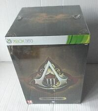 Xbox 360 Attentäter Assassin's Creed 3 III Freedom Edition Neu Versiegelt