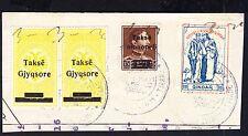 193.. Albania Revenue. Albanian  Court Stamps.
