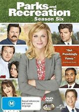 Parks And Recreation - Season 6 : NEW DVD