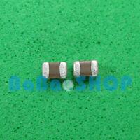 50pcs ~2000pcs 1 uF 50V SMD 0805 2012 SMT Capacitor Capacitors X7R ±10%
