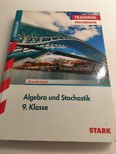 Training Mathematik Algebra und Stochastik 9 Klasse