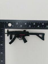 "1/6 Scale MP5 Submachine Gun for 12"" Action figure GI Joe BBi Dragon Hot Toys"
