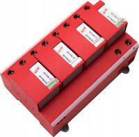 DEHN+SÖHNE 951400 Überspannungsableiter DV M TNS (FM), TN-S-Systeme Typ 1+Typ 2