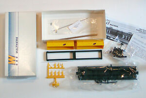 VTG HO Gauge Walthers CUSHION COIL CAR Kit #932-3857 C&NW Chicago & Northwestern