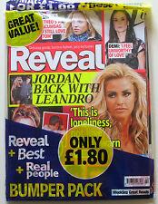 Best Reveal & Real People Magazines 17 Jan 2012 Lorraine Kelly Jordan Demi Moor
