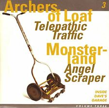 Archers Of Loaf / Monsterland - Split Vol. 3 - 1993 7 Inch Vinyl Records NEW