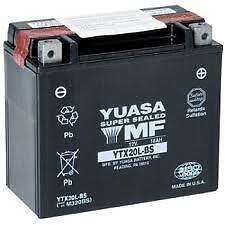 Batterie Yuasa 12V 18AH YTX20L-BS » HARLEY DAVIDSON FXSTBIC 1600