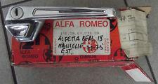 Alfa Alfetta maniglie esterne NUOVE ORIGINALI