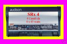 Audison SRx4 SRX 4 Amplificatore 4 canali 360 w nuovo Italia