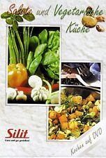 Salate und Vegetarische Küche ( Kochen ) DVD NEU
