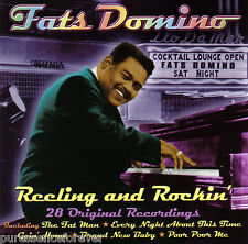 FATS DOMINO - Reeling And Rockin' (UK/EU 28 Tk CD Album)