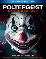 Poltergeist (Blu-ray Disc, 2015) remake NEW with slipcover