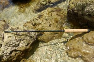 9 Ft 10 In  TENKARA TELESCOPING Carbon Fly Fish Rod  with CORK Handle by FTUSA®