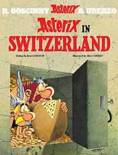 ASTERIX  IN SWITZERLAND H/B - BRAND NEW BOOK