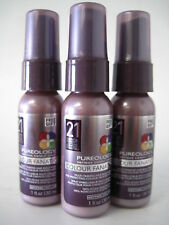 Pureology Colour Fanatic 21 Essential Benefits 1 oz LOT OF 3