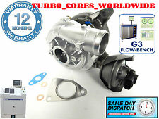 Reconditioned Ford Focus C-Max 2.0 TDCi Mondeo Turbo Turbocharger 760774