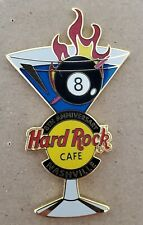 HARD ROCK CAFE NASHVILLE 8TH ANNIVERSARY MARTINI PIN