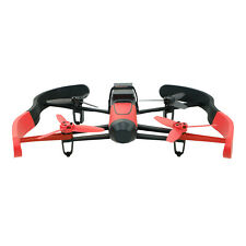 Parrot Bebop Quadrokopter Kameradrohne Drone OVP Rot + Powerakku