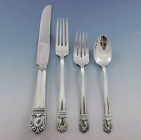 Sonja by International Sterling Silver Flatware Set 12 Service 52 pieces