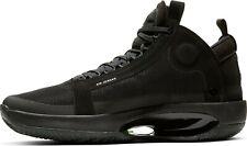 "Air Jordan XXXIV 34 ""Triple Black"" 8-12 100% Authentic"