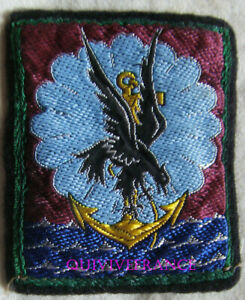 IN18508 - Patch 11° Division Paratrooper, Type 1990, Fabric Embroidered,