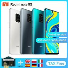 Xiaomi Redmi Note 9S 6GB 128GB Global Version Smartphone Note 9 S Snapdragon 720