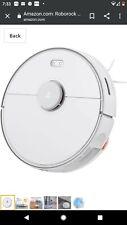 Roborock S5 Robotic Vacuum and MOP Cleaner - White (S501-01)