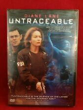 Untraceable (DVD, Diane Lane, Colin Hanks) *BRAND NEW!*