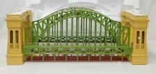 MTH 10-1015 #300 Hellgate Bridge Standard Gauge Metal New Boxed Cream/Green C9+