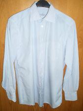 Van Laack Business - Herrenhemd hellblau-weiß - Gr. 40 [Langarm]