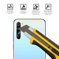Protector Cristal Vidrio Templado lente camara trasero Xiaomi Redmi Note 8T