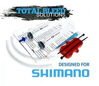 * TBS Mountain Bike Brake Bleed Kit for Shimano * For all Shimano brakes.