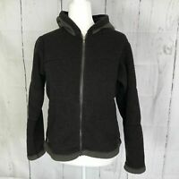 Patagonia Hooded Fleece Zip Up Jacket. Size S.