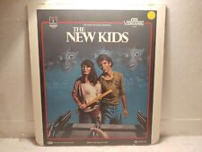 """Vintage The New Kids Columbia Pictures Home Video 12"""" Videodisc Movie lp5421"""