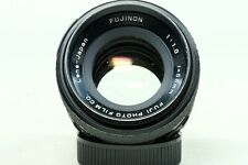 Fujinon 55mm f1.8 M42 with TAB Lens!!! EXC++++