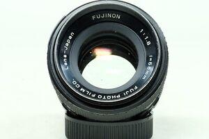 Fujinon 55mm f1.8 M42 with TAB Lens!!! EXC++++