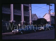 1960s photo slide  Pontiac car automobile #5 Oregon License Plate