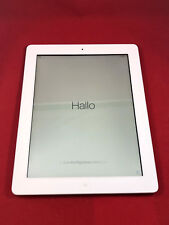 New Other Apple iPad 4th Gen 16GB Wifi 9.7in White Silver A1458 Retina Display 4