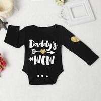 Newborn Baby Boy Girl Kids Clothes Winter Warm Romper Snowsuit Outwear Jumpsuit